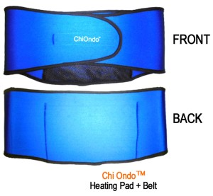 heating pad with infrared